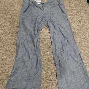 Comfy linen jeans